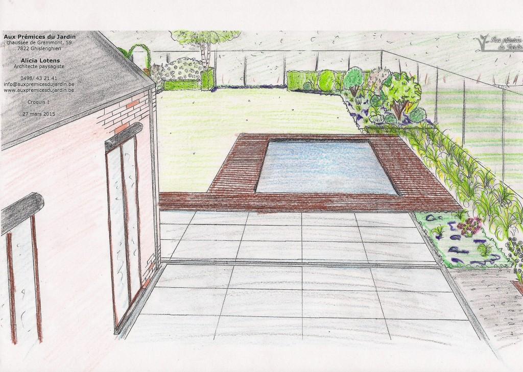 Aménagement création piscine